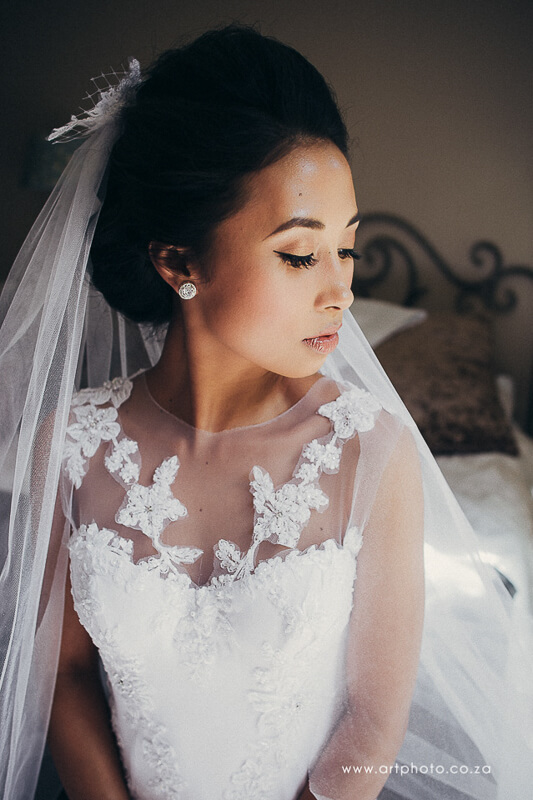 Bridal makeup artists cape town